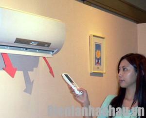 Cách dùng máy lạnh ít hao điện năng