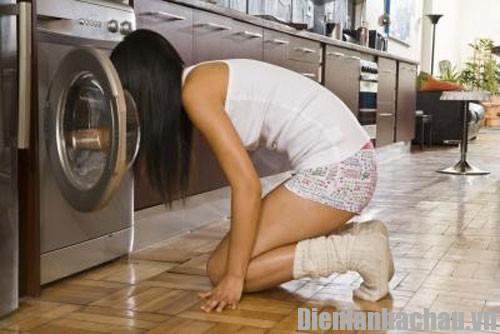 Cách sửa máy giặt không vắt hoặc không xả