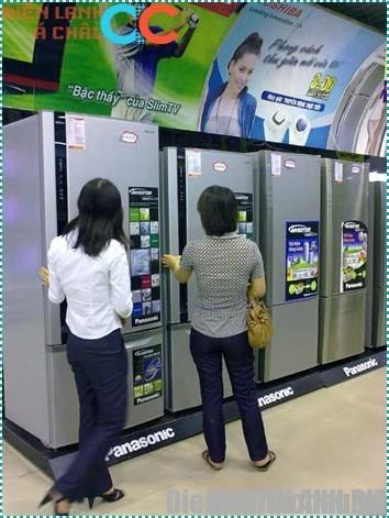 Thực hư tủ lạnh panasonic tiết kiệm 40% điện