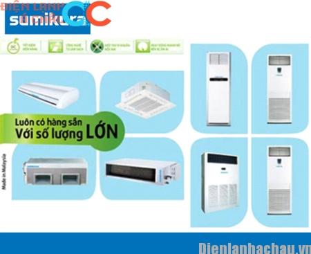 Chọn máy lạnh cho mọi không gian xanh