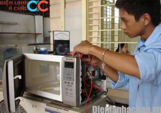 Sửa lò vi sóng quận 7