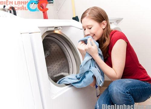 Sai lầm chết người khi dùng máy giặt