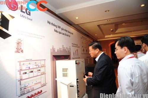 LG chăm sóc các sản phẩm điện máy và điện lạnh miễn phí