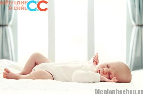 Nhà có em bé nhiệt độ máy lạnh bao nhiêu là tốt?