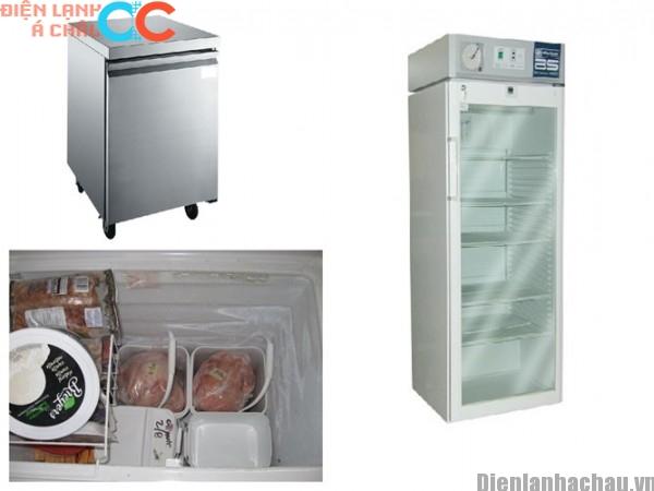 Những tác hại và lợi ích của tủ đông và tủ mát