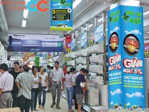 Sản phẩm điện lạnh cao cấp thu hút người tiêu dùng